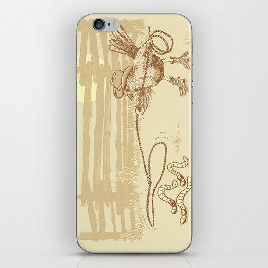 Cowbird iPhone Skin