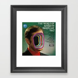 The World Of Kenneth McKellar Vol2 Framed Art Print