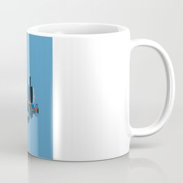 Tommy the Van Engine Coffee Mug
