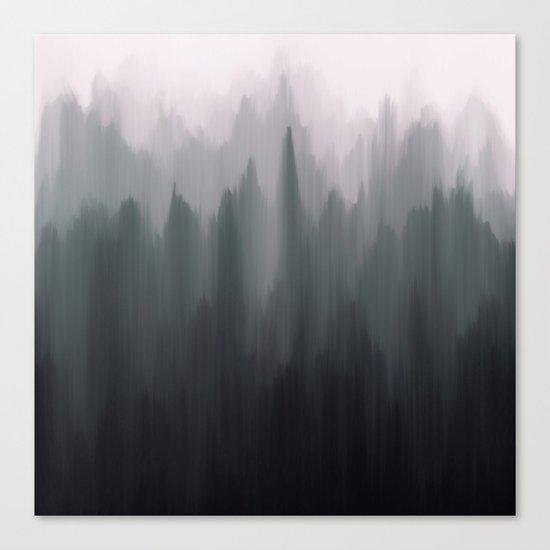 Morning Fog II Canvas Print