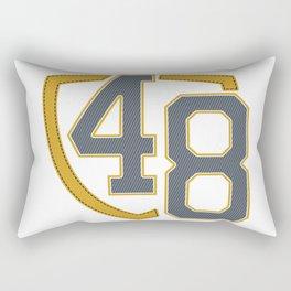 forty eight Rectangular Pillow