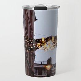 Cecil Court in London Travel Mug
