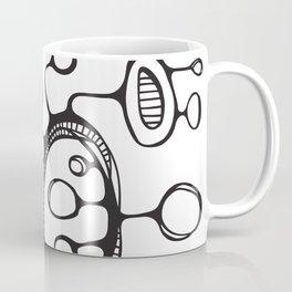 Orbs N Lines - Terrarium Coffee Mug
