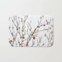 autumn Bath Mat