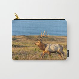 Tule Elk Bull Carry-All Pouch