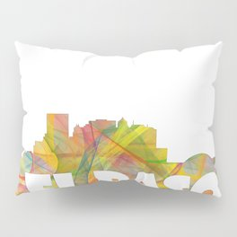 El Paso Texas Skyline MCLR 2 Pillow Sham