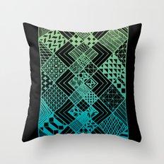 Carpet Ride Throw Pillow