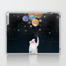 balloon universe Laptop & iPad Skin