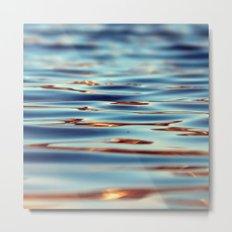 water 2 Metal Print