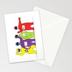 Cosplay Stationery Cards