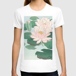 WATER LILY - OHARA KOSON T-shirt