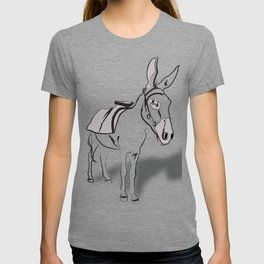 Hen and Donkey T-shirt