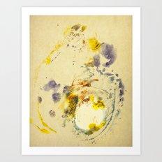 jelly Art Print
