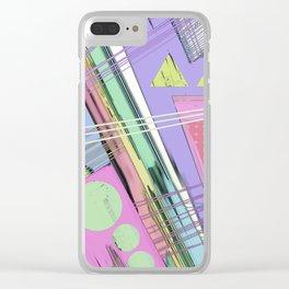 Snip Clear iPhone Case