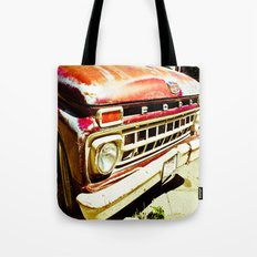 Ford Tough (2) Tote Bag