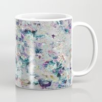 mineral Mugs featuring Mineral by Georgiana Paraschiv