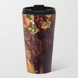 Decoupage Ladies Travel Mug