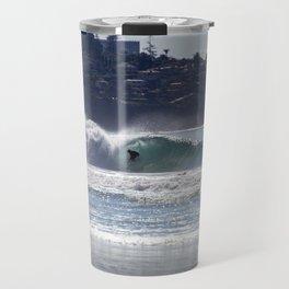 Blacks Beach Travel Mug