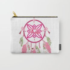 Shabby Chic Dream Catcher Carry-All Pouch