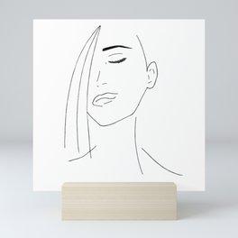 Woman Mini Art Print