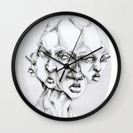 Smush Wall Clock