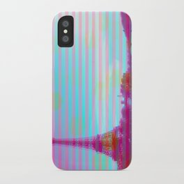 SUMMERY EYES iPhone Case