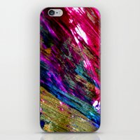 the strokes iPhone & iPod Skins featuring paint strokes by Hannah