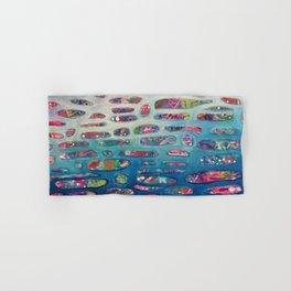 Ocean Commotion Hand & Bath Towel