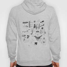 Dreams and bits and bobs Hoody