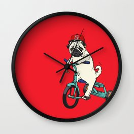 Haters gonna hate NJ Wall Clock