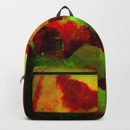 Abstract Terror Backpack