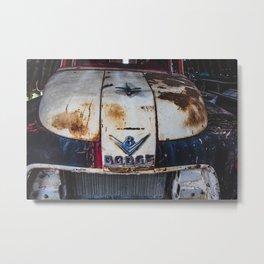 Dodge V8 4 Metal Print