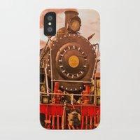 train iPhone & iPod Cases featuring Train by Alejandra Triana Muñoz (Alejandra Sweet
