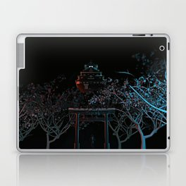 japan castle 2 Laptop & iPad Skin