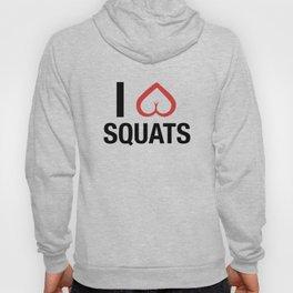 Squat Love Hoody