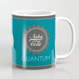 Nuka Cola Quantum Coffee Mug