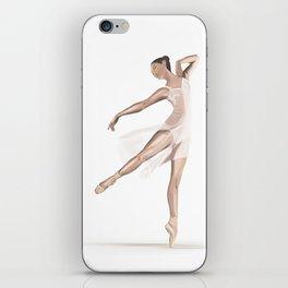 Ballet Dance Moves iPhone Skin