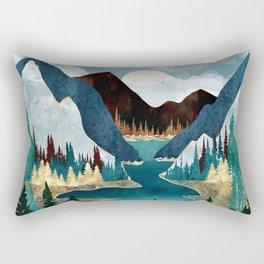 River Vista Rectangular Pillow