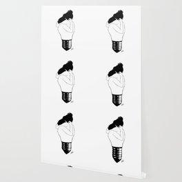 Lights up. Wallpaper