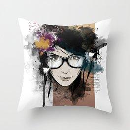 Sensacion Throw Pillow