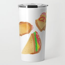 Akward Sandwich Travel Mug