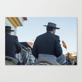 Horse Festival Canvas Print
