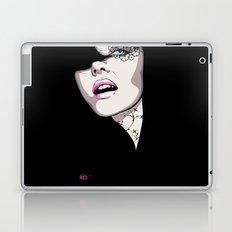 The Girl Laptop & iPad Skin