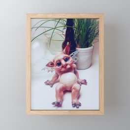 Grug the goblin Framed Mini Art Print