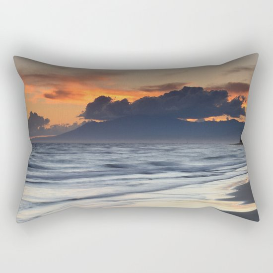 Beach... Rectangular Pillow