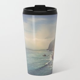 Big Sur Coastline Travel Mug