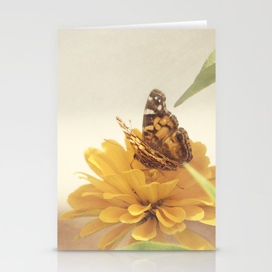 Soft Summer Day Stationery Cards