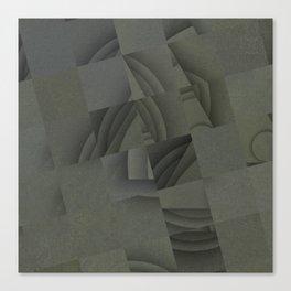 Vexing Sector Canvas Print