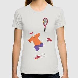 Invisible Tennisman T-shirt