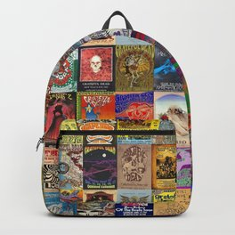 Deadhead Concert Posters Backpack